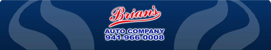 Brian's Auto Company - Osprey, FL