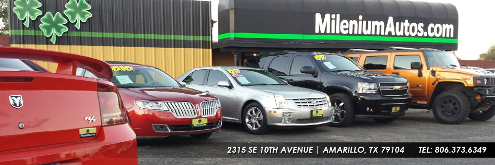 Milenium Autos - Amarillo, TX