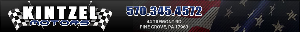 Kintzel Motors - Pine Grove, PA