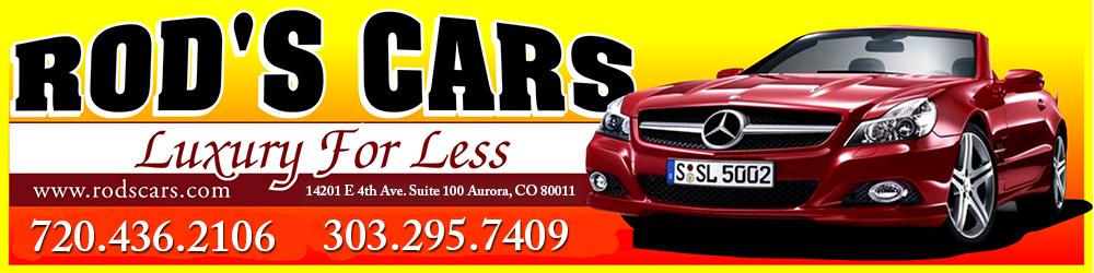 Rods Cars - Aurora, CO