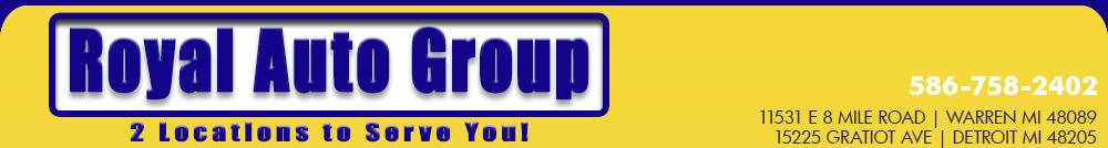 Royal Auto Group - Warren, MI