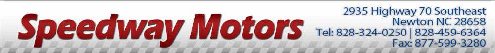 Speedway Motors - Newton, NC