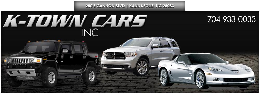 K - Town Cars Inc - Kannapolis, NC