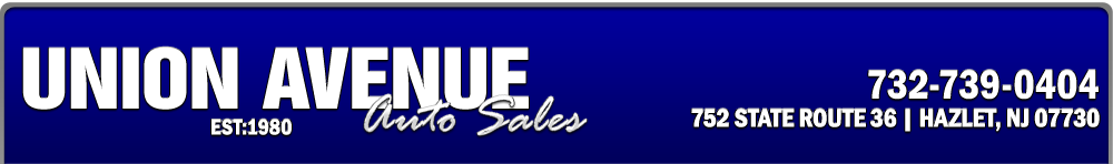 Union Avenue Auto Sales - Hazlet, NJ