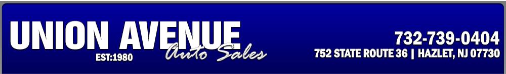 Union Avenue Auto Sales - Hazlet, NJ