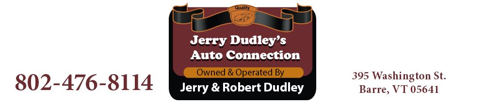 Jerry Dudley's Auto Connection - Barre, VT