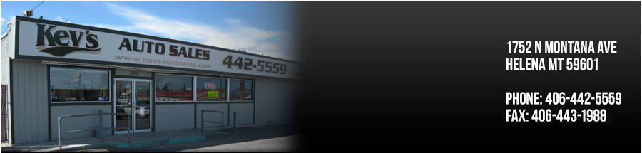 Kevs Auto Sales - Helena, MT