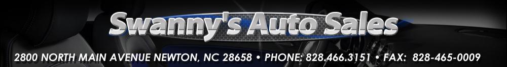 Swanny's Auto Sales - Newton, NC