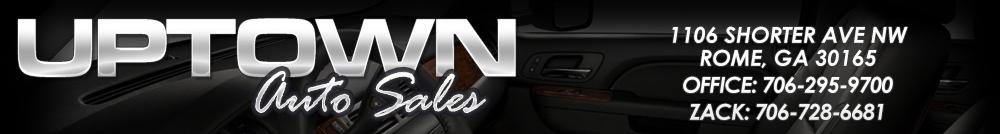 Uptown Auto Sales - Rome, GA