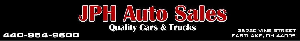 JPH Auto Sales - Eastlake, OH