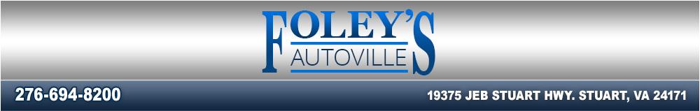 Foleys Autoville INC - Stuart, VA