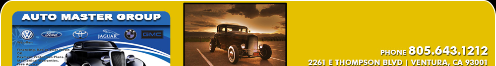 Auto Master Group - Ventura, CA