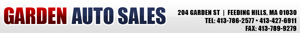 Garden Auto Sales - Feeding Hills, MA