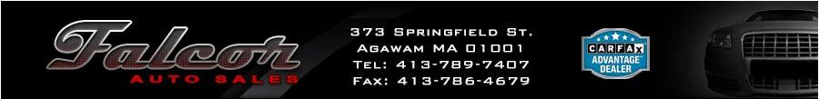 Falcor Auto Sales - Agawam, MA