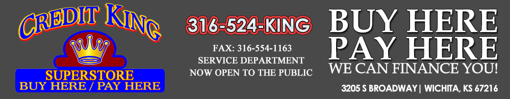 Credit King Auto Sales - Wichita, KS