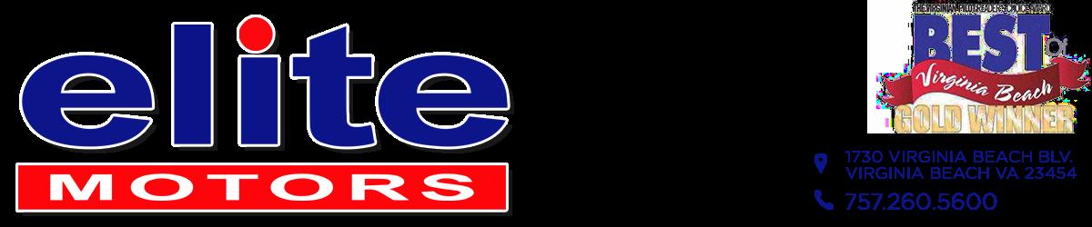 Elite Motors - Virginia Beach, VA