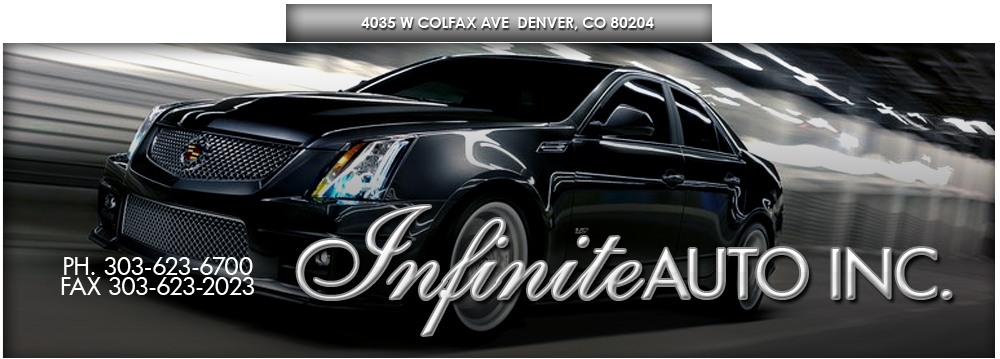 Infinite Auto Inc. - Denver, CO