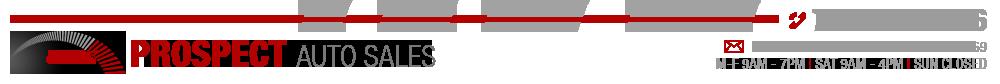 Prospect Auto Sales - Osseo, MN