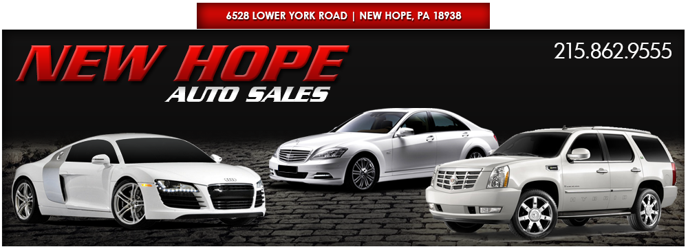 New Hope Auto Sales - New Hope, PA