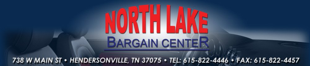 North Lake Bargain Center HENDERSONVILLE - Hendersonville, TN