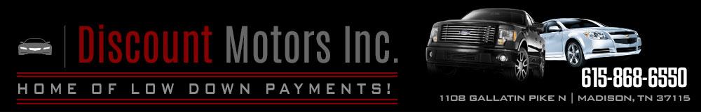 Discount Motors Inc - Madison, TN