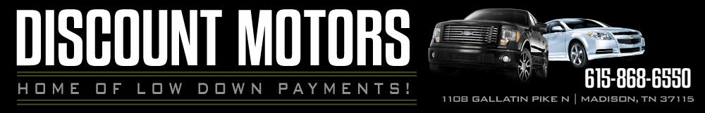 Discount Motors - Madison, TN