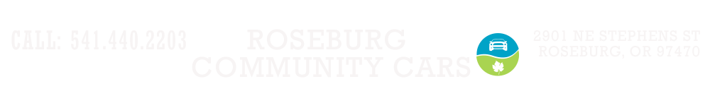 Roseburg Community Cars - Roseburg, OR