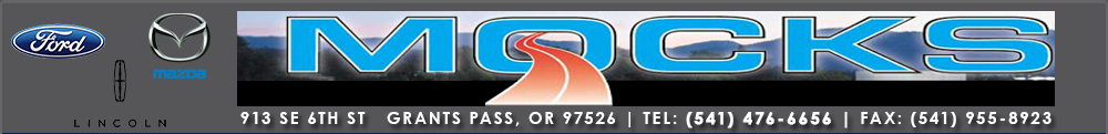 Mocks Ford Lincoln Mazda - Grants Pass, OR