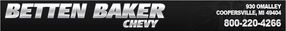 Betten Baker Chevy - Coopersville, MI