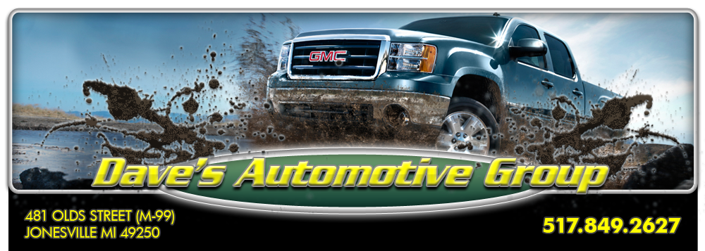 Dave's Automotive Group - Jonesville, MI