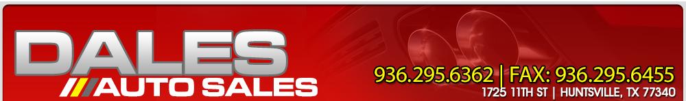 Dales Auto Sales - Huntsville, TX
