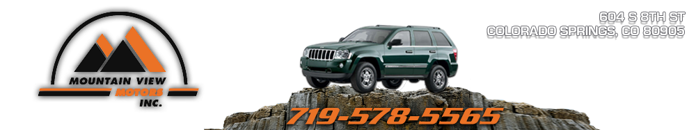 Mountain View Motors Inc - Colorado Springs, CO