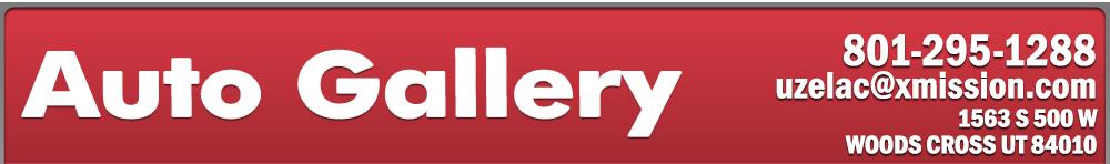 Auto Gallery - Woods Cross, UT