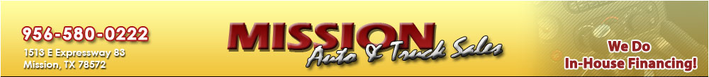 Mission Auto & Truck Sales, Inc. - Mission, TX