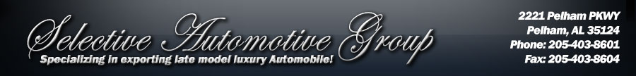 Selective Automotive Group - Pelham, AL