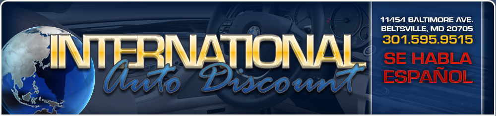 International Auto Discount - Beltsville, MD