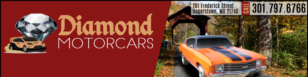 Diamond Motor Cars - Hagerstown, MD