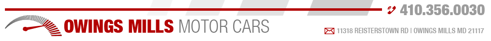 Owings Mills Motor Cars - Owings Mills, MD