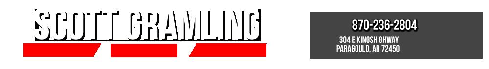 Scott Gramling Auto Sales - Paragould, AR
