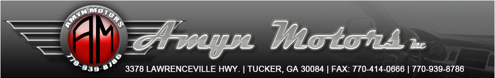 Amyn Motors Inc. - Tucker, GA