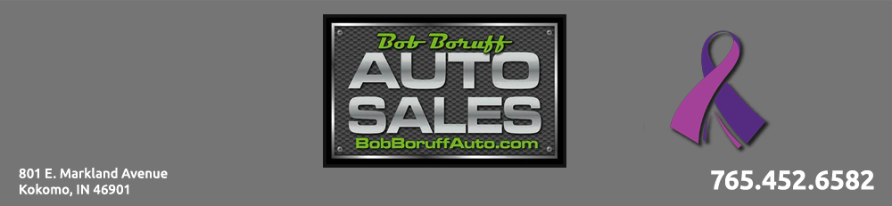Bob Boruff Auto Sales    - Kokomo, IN