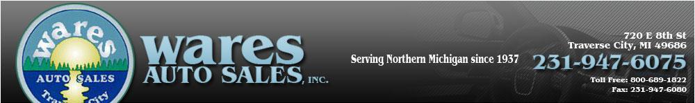 Wares Auto Sales INC - Traverse City, MI