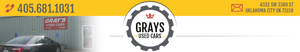 Grays Used Cars     - Oklahoma City, OK