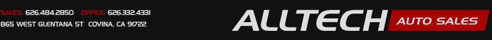 Alltech Auto Sales - Covina, CA