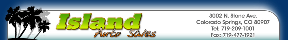 Island Auto Sales - Colorado Springs, CO