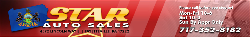Star Auto Sales - Fayetteville, PA