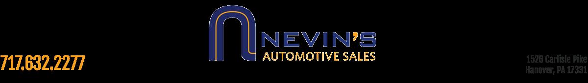 Nevins Automotive Sales - Hanover , PA