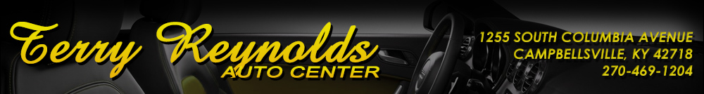 Terry Reynolds Auto CTR - Campbellsville, KY