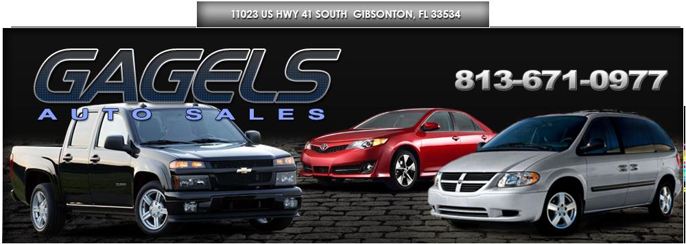Gagel's Auto Sales - Gibsonton, FL