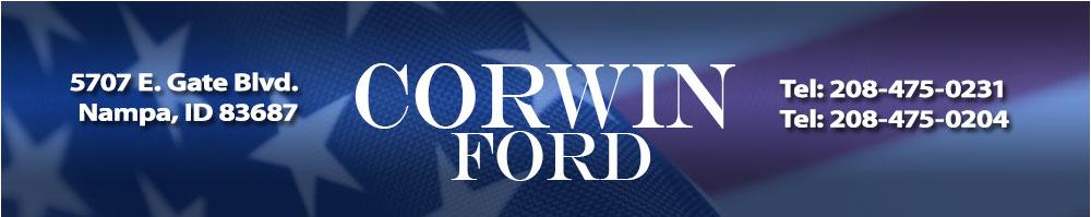 Corwin Ford - Nampa, ID
